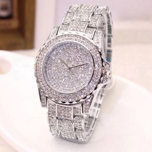 New Crystal Bling Statement Watch